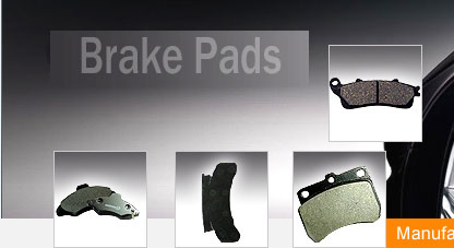 Brake Pads, Brake Shoes, Brake Linings