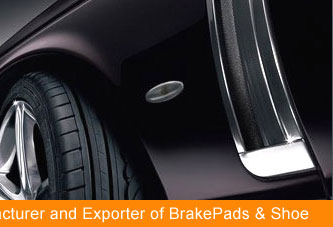 Brake Blocks, Brake Mixture, Automotive Brake Pads